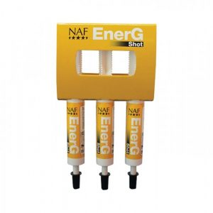 NAF EnerG Shot 3-pack orala sprutor 30ml
