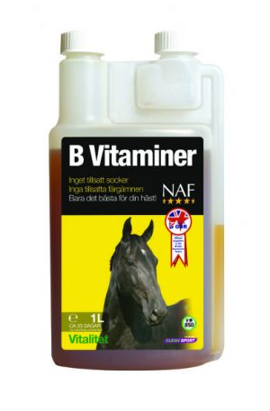 NAF B vitaminer 1L