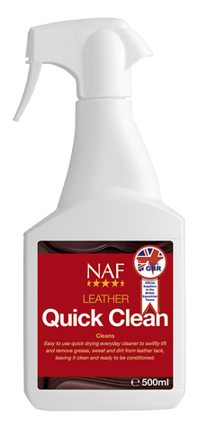 NAF leather-quick-clean 500ml