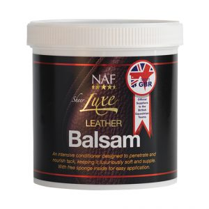 NAF sheer-luxe-leather-balsam 400g