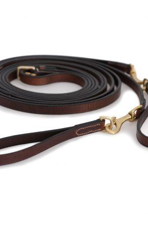 Gramantygel Läder brun